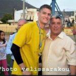 Αντώνης Παπαδάκης : Καλό σου ταξίδι ….παλικάρι μου