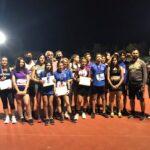 Στην πρώτη θέση και στο Διασυλλογικό Πρωτάθλημα Κ16 ο Γ.Σ. Νεάπολης Χαλκίδας