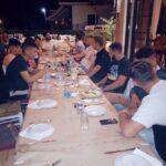 Αμαρυνθιακός : Δείπνο σε ποδοσφαιριστές και τεχνική ηγεσία