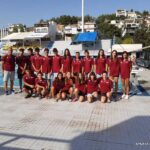 Ευβοϊκός ΓΑΣ: Τελικούς και οκτάδες στο Πανελλήνιο Πρωτάθλημα Κολύμβησης Κατηγοριών.