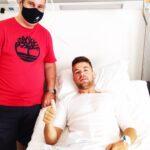 ΑΟ Χαλκίς : Αποκατάσταση τραυματισμού Δημήτρη Τρεπεκλή