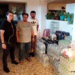 Πολιτιστικός Σύλλογος Αναξαγόρας Ν.Λαμψακου: Κοντά στους πληγέντες της Β. Ευβοίας
