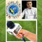 Ο πρόεδρος της ΕΠΣ Ευβοίας Γιάννης Ρέτσας στο Δυνατά & Αθλητικά